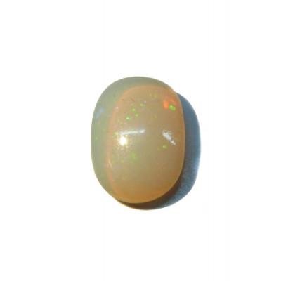 Natural Opal Oval Cabochon - 4.75 Carat (OP-66)