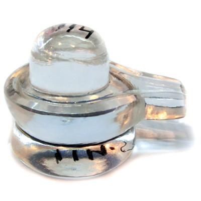 Crystal Shivling - 115 gm (CRSH-006)