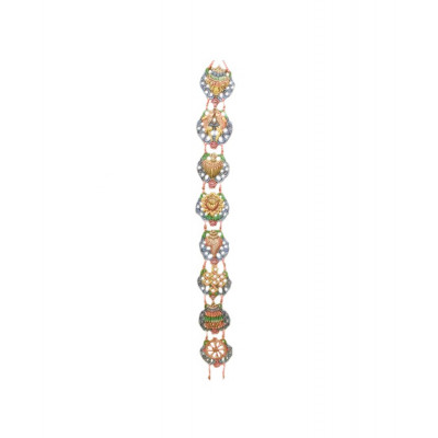 Eight Auspicious Symbols Hanging Vertically - 103 cm (FEEAS-001)
