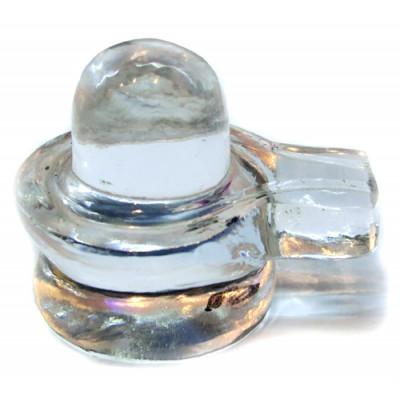Crystal Shivling - 95 gm (CRSH-005)