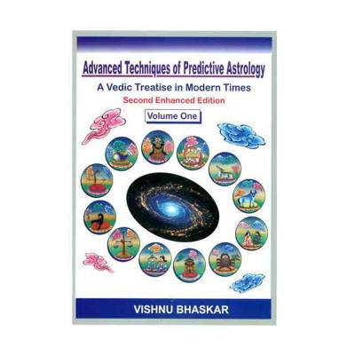 Advanced  Techniques of Predictive Astrology Vol-1 & 2 (BOAS-0269)