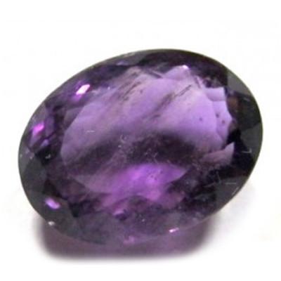 Natural Amethyst Oval Mix Gemstone - 4.75 Carat (AM-05)