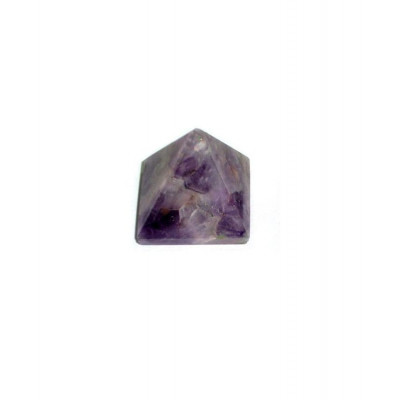 Amethyst Pyramid - 2 cm (PYAM-001)