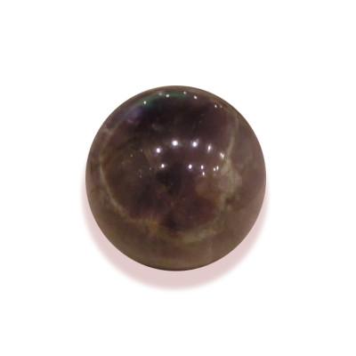 Crystal Ball Amethyst - 4.3  cm (FECB-011)