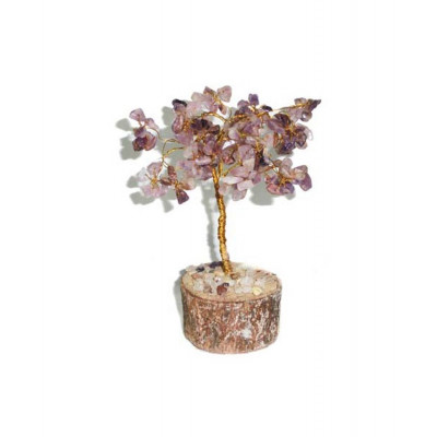 Amethyst Tree - 22 cm