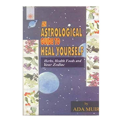 An Astrological Guide to Heal Yourself in English -Paperback- (BOAS-0730)