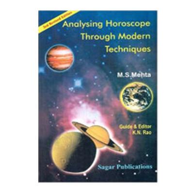 Analysing Horoscope through Modern Techniques (BOAS-0176)