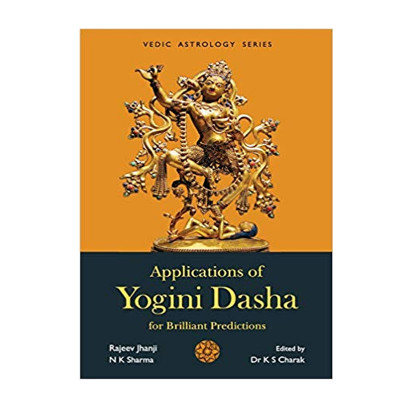 Applications Of Yogini Dasha in English- (BOAS-0542)
