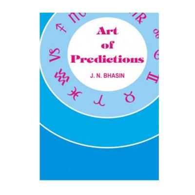Art of Prediction by J.N.Bhasin (BOAS-0076)