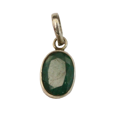 Emerald Pendant - (EMP-010)