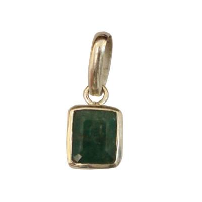 Emerald Pendant - (EMP-005)