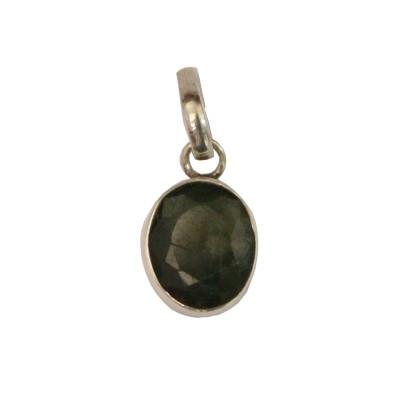 Emerald Pendant - (EMP-002)