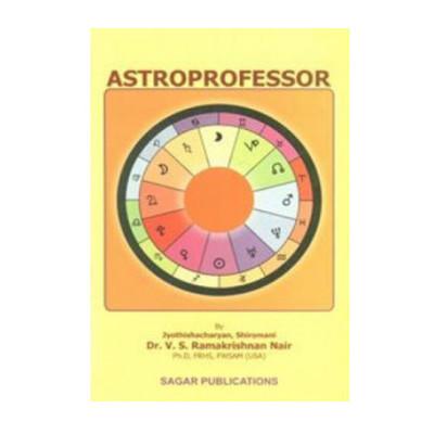 Astro Professor by Dr. V. S. Ramakrishnan Nair (BOAS-0063)