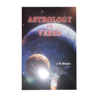 Astrology in Vedas  -Paperback- (BOAS-0669)