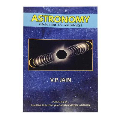 Astronomy Relevant to Astrology by V. P. Jain (BOAS-0230)