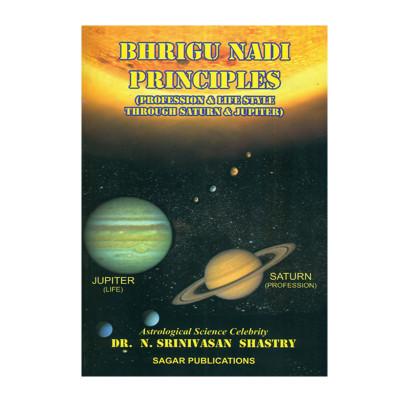 Bhrigu Nadi Principles- Profession & Lifestyle Through Saturn & Jupiter (BOAS-0179)