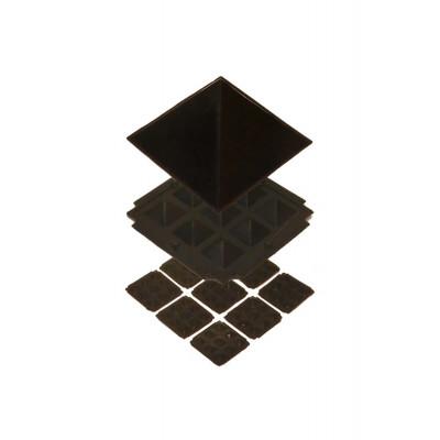 Black Pyramid - 13 cm (PYBK-001)