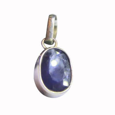Blue Sapphire (Neelam ) Pendant -(BSP-002)