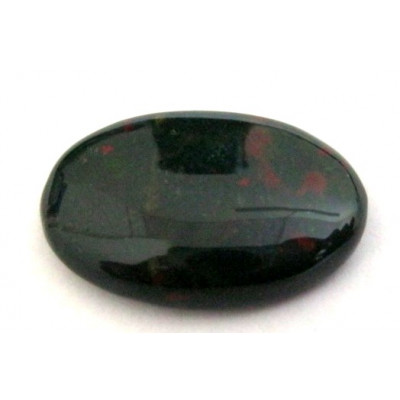 Natural Blood Stone Oval Cabochon 16.30 Carat (BN-03)