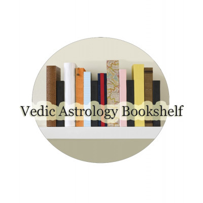 Vedic Astrology Bookshelf 1.2 (PLAS-012)