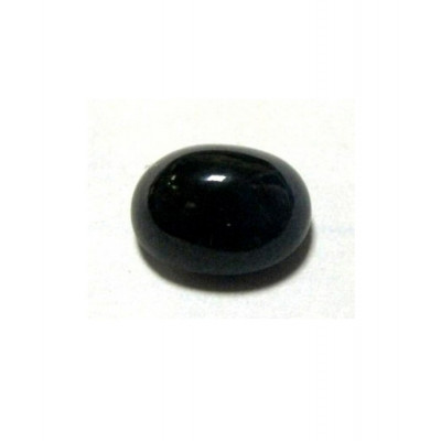 Blue Sapphire (Neelam) Oval Cabochon - 4.65 Carat (BS-07)