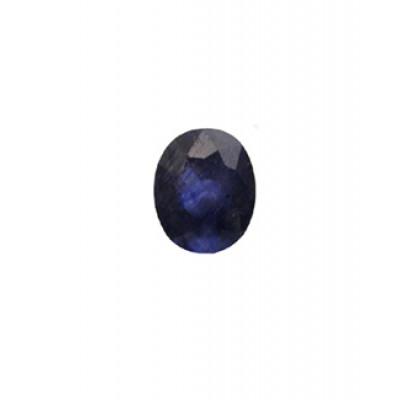 Blue Sapphire (Neelam) Oval Mix - 4.80 Carat (BS-35)