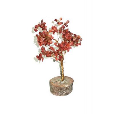 Carnelian Tree - 20 cm