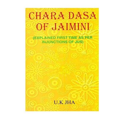 Char Dasha of Jaimini in English by U. K. Jha -(BOAS-0944)