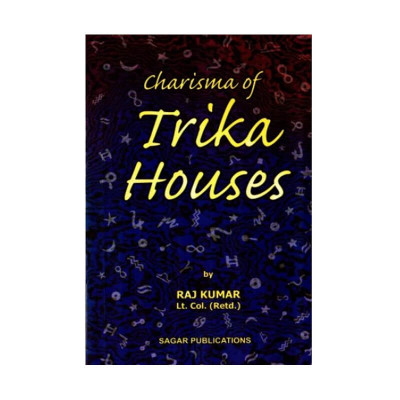 Charisma of Trika Houses by Raj Kumar (BOAS-0403)