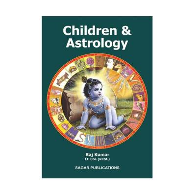 Children & Astrology by Raj Kumar (BOAS-0170)