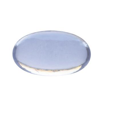 Crystal (Sphatik) Shiva Lingam - 50 gm (CRSH-012)