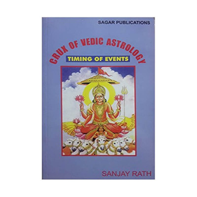 Crux of Vedic Astrology (Timing of Events) - (BOAS-0434)