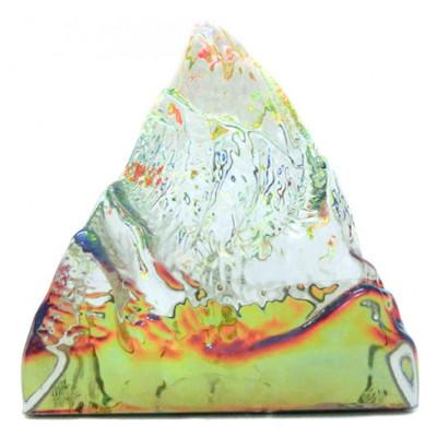 Crystal Rock Pyramid - 7 cm (PYCRP-001)