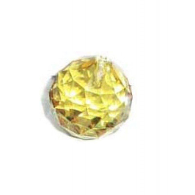 Crystal Ball Yellow - 4.5 cm (FECB-004)