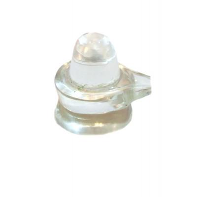 Crystal Shivling - 25 gm (CRSH-002)
