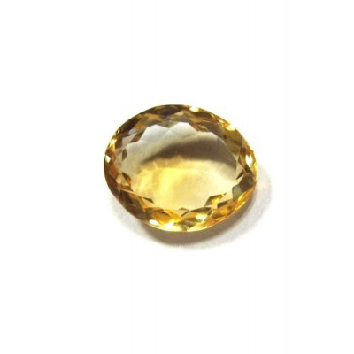 Natural Citrine (Sunela) Oval Mix - 4.30 Carat (CT-02)