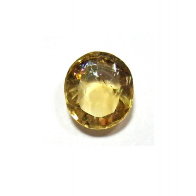 Natural Citrine (Sunela) Oval Mix - 2.50 Carat (CT-08)