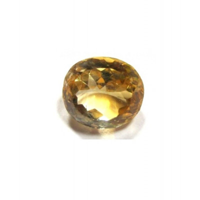Natural Citrine (Sunela) Oval Mix - 5.65 Carat (CT-13)