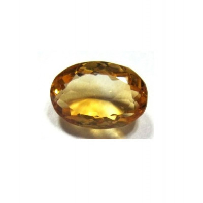 Natural Citrine (Sunela) Oval Mix - 4.40 Carat (CT-14)