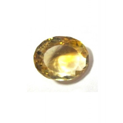 Natural Citrine (Sunela) Oval Mix Gemstone - 4.85 Carat (CT-15)