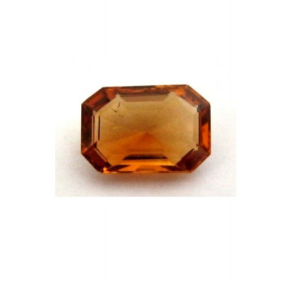 Natural Citrine (Sunela) Octagon Step - 3.20 Carat (CT-20)