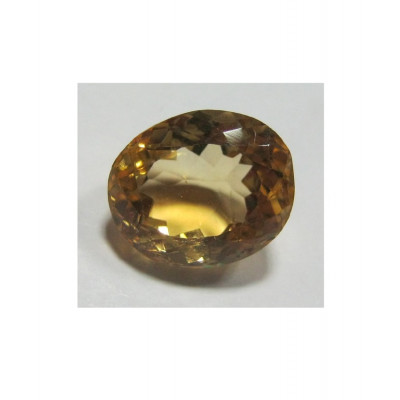 Natural Citrine (Sunela) Oval Mix  - 6.15 Carat