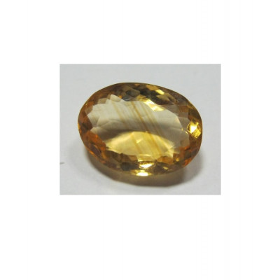 Natural Citrine (Sunela) Oval Mix - 4.70 Carat
