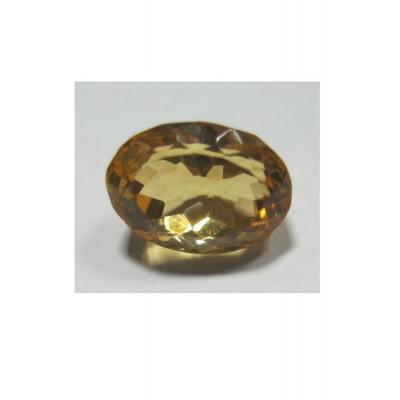 Natural Citrine (Sunela) Oval Mix - 4.80 Carat (CT-42)