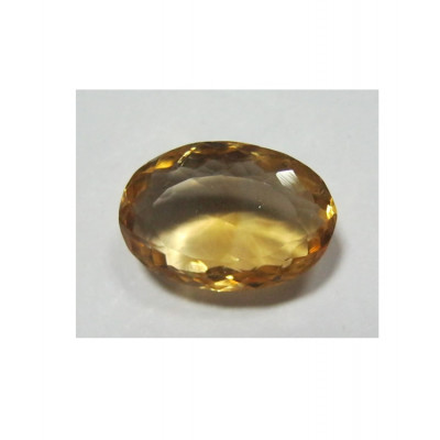 Natural Citrine (Sunela) Oval Mix - 4.75 Carat (CT-46)