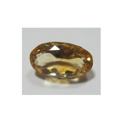Natural Citrine (Sunela) Oval Mix - 3.90 Carat (CT-49)
