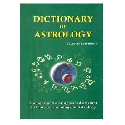 Dictionary of Astrology  (BOAS-0676)