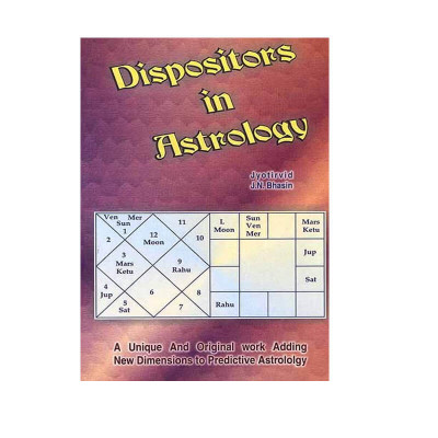 Dispositors in Astrology -Paperback-  (BOAS-0677)