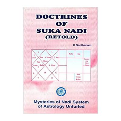 Doctrines Of Suka Nadi- Retold in English by R Santhanam- (BOAS-0913)