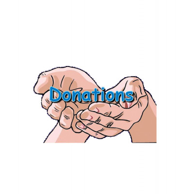 Donation, Charity and Service